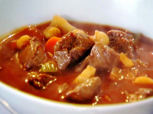 Блюда из тушеной говядины рецепты с фото