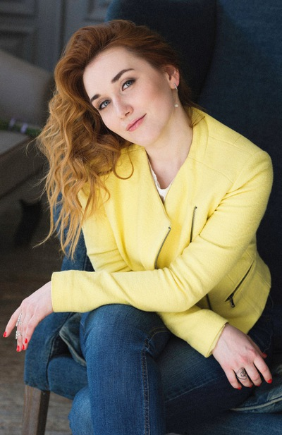 Дарья Стрелавина