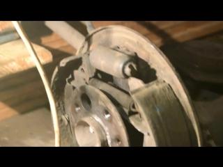 Замена тормозного цилиндра на классике ВАЗ 2107 2106 2105