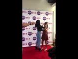 1 марта 2016: Лорен на «Meet & Greet» во время визита на радиостанцию «Hits 97.3» в Майами.