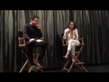 Clouds of Sils Maria QA with Kristen Stewart and Scott Feinberg IFC Center NY
