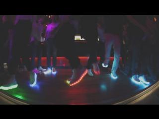 LED Shoes - Dance Naava