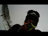 Селфи-видео с падением и обучение езды на пите от Саши и команды SRS