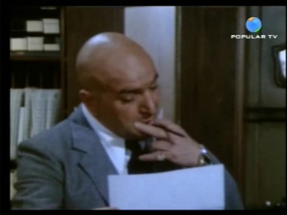 Kojak 2x19 La noche del Pireo