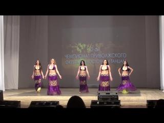 Примавера, Песня, ДансХолл, 2-ой Чемпионат по восточным танцам 22.11.15