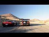 Dodge Viper ACR v Ford Mustang GT350R v Corvette Stingray Z06 - Top Gear Magazine