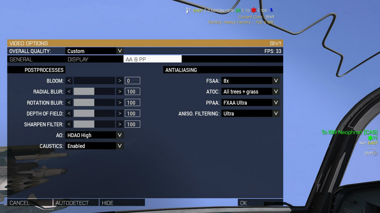 How to improve visibility range? - ARMA 3 - GENERAL
