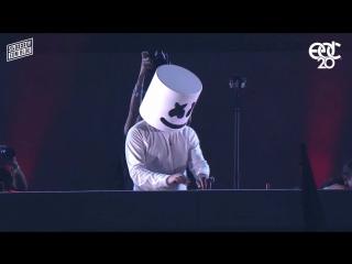 Marshmello x Skrillex - Live @ Electric Daisy Carnival, EDC Las Vegas 2016