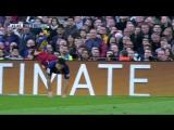 Грубые фолы в матче Барселона - Атлетико Мадрид