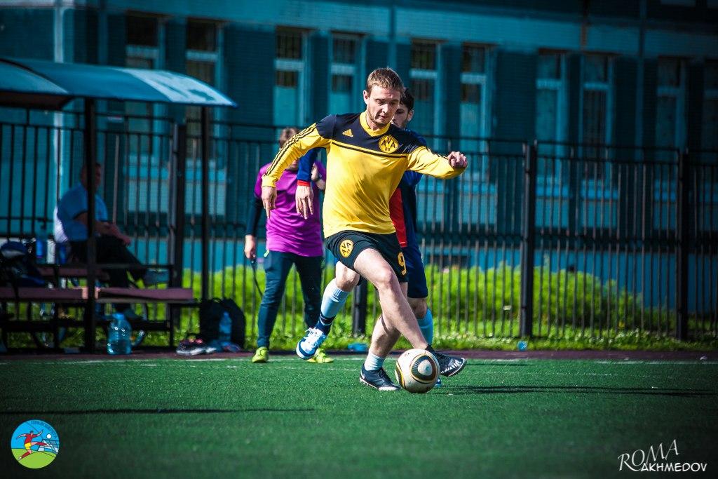 Для Владимира Волкова матч 14-го тура стал одним из последних в желтой футболке, совсем скоро нападающий присоединился к Дружине.