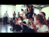 Iggy Azalea – Team Jazz-funk workshops by Marina Moiseeva - MILKSHAKE VIII by Open Art Studio
