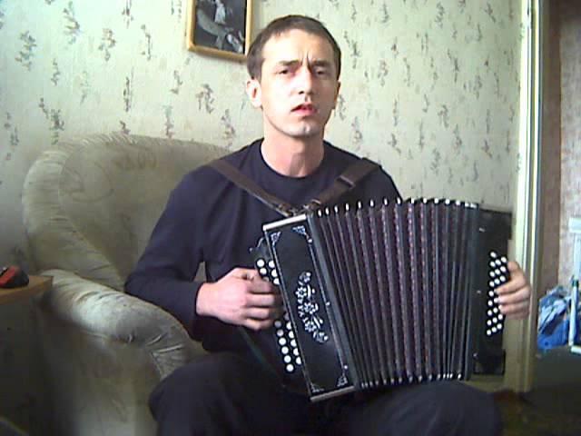 Поручик Голицын под гармонь