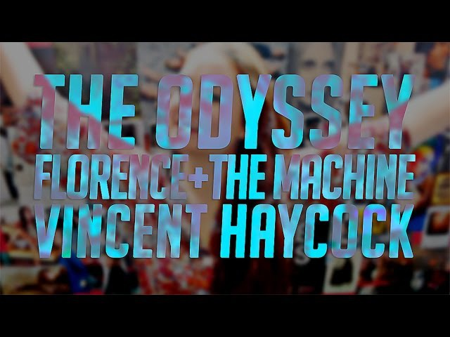 'THE ODYSSEY' FLORENCE THE MACHINE, A FILM BY VINCENT HAYCOCK