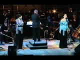 Память о солнце - Первое отделение спектакля-посвящения Анне Ахматовой с Ниной Шацкой и Ольгой Кабо (Поэма У самого моря)