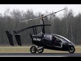 Pal-V One - Flying Car (2017)