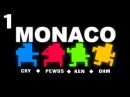 MASTER THIEVES! - Monaco - (4 Player Co-op) Cry, Ohm, Ken, Pewds
