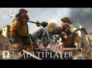 Assassin's Creed 4 Multiplayer 4 - DEATH FROM ABOVE - Ft. Pewdiepie, Minx, Markiplier, Cry - PC