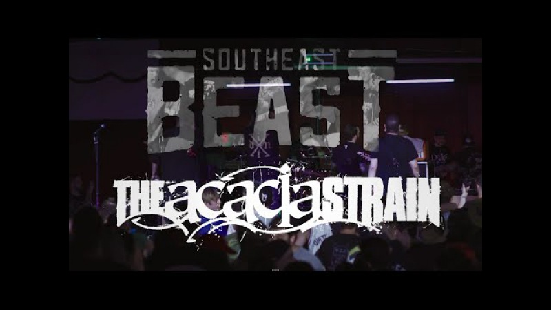 The Acacia Strain at Southeast Beast 2015 (Multi Cam)