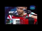 Семён Фролов и электро-аккордеон НикаTV программа проLIVE