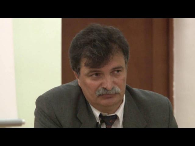 Юрий Болдырев - Доклад на семинаре Экономика и коррупция (23.05.2016)