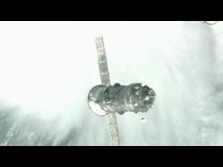 Российский космический грузовик «Прогресс» затоплен в Тихом океане.