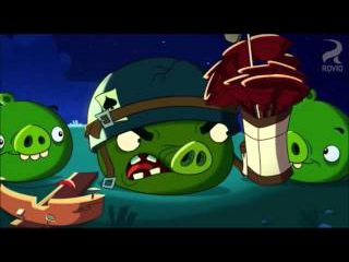ЗЛЫЕ ПТИЧКИ - Angry Birds - Энгри Бердс - мультфильм - Все серии подряд - 1 сезон - Часть 2