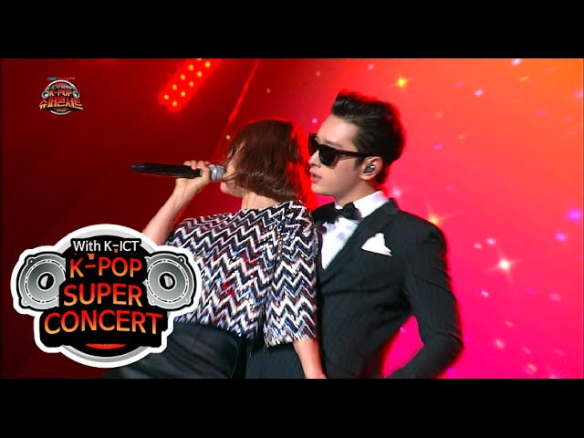 [HOT] Baek Ji Young - Candy in my ears(feat. Chansung), 내 귀에 캔디, DMC Festival 2015
