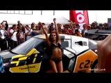 SEXY GIRLS I WASH NISSAN GT-R (R35) - INTERNATIONAL PRAGUE CAR FESTIVAL 2016