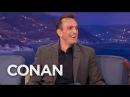 "Hank Azaria As Chief Wiggum Sings ""Let It Go""  - CONAN on TBS"