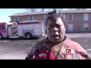 Американская женщина рассказывает о пожаре The Building is On Fire Remix