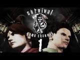 Прохождение Resident Evil Code Veronica  Часть 1 Тюремный остров