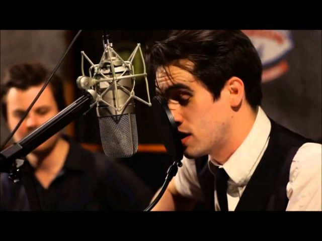 Panic! at the Disco (Live Acoustic from the X103.9 Studio)