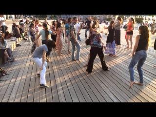 Anna Trish & David Swarup @ Ecstatic Dance Moscow - Muzeon