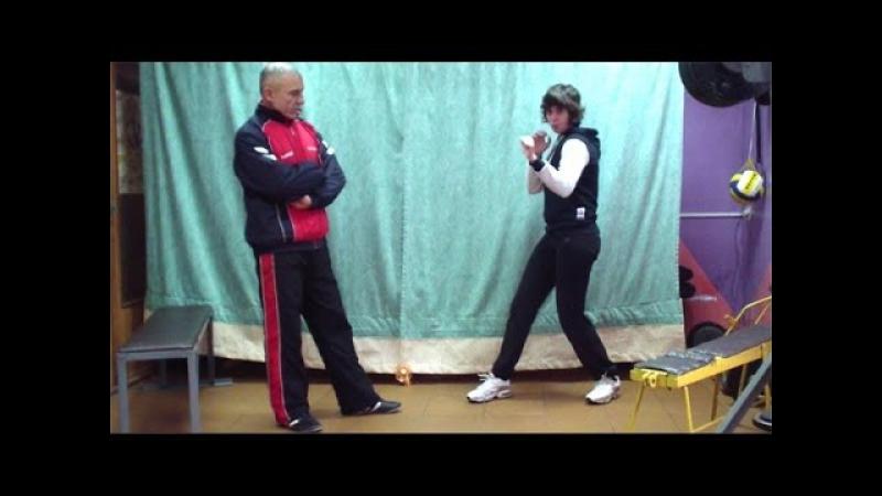 Вин Чун кунг-фу: урок 3 (Перемещения)