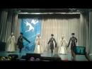 Осетинский танец Хонга кафт, хореограф-постановщик И. Т. Дадианова