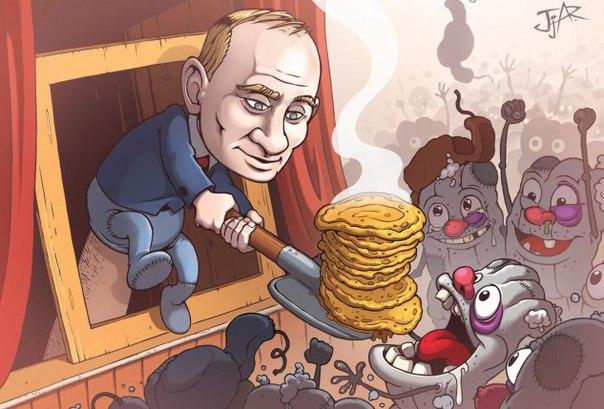 Минтруда России прогнозирует дальнейшее падение реальных зарплат в стране - Цензор.НЕТ 2828