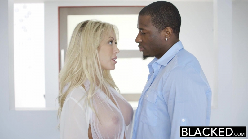 Cheating Wife Capri Cavanni Loves Big Black Cock Creampie Blacked black BBC 1080p