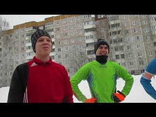 2-й ЗИМНИЙ ЧЕМПИОНАТ 8х8.   ФК Урал - Кама 3-3 (1-2)