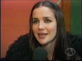 Наталия Орейро   Выступление и интервью на фестивале Cusco (Перу 2001)