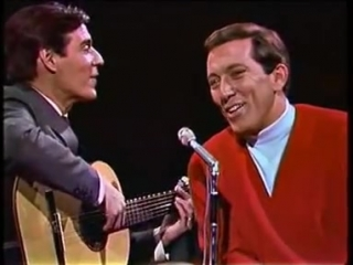 Andy Williams & Antonio Carlos Jobim - The Girl From Ipanema (Garota de Ipanema)