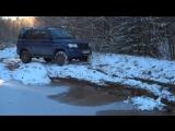В поисках зимы... Покатушка на УАЗ Патриот