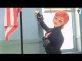 Робоцып: Мстители - меланхолия Чёрной Вдовы