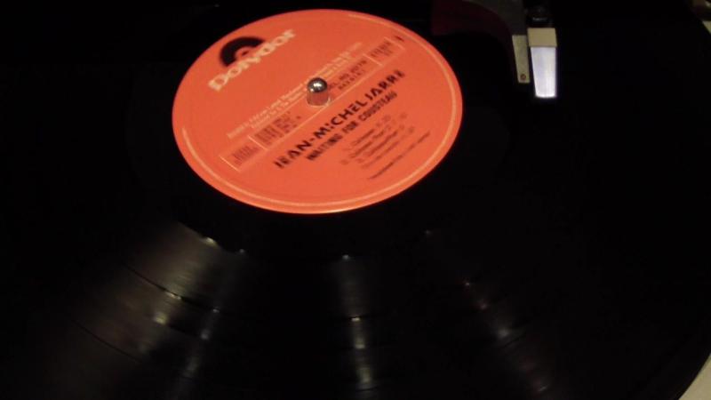 Jean Michel Jarre - Calypso Part 3 (Fin de siecle) (1990) vinyl