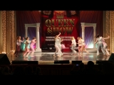 QUEEN SHOW / Dance School SK /29.11.2015г./Best Сontemporary show