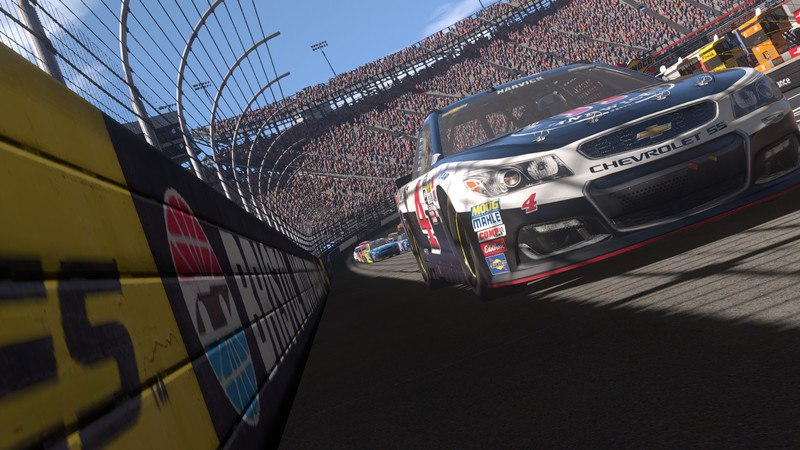 NASCAR: Heat Evolution (2016) PC - Скриншот 1