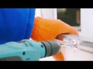 Вентиляционный клапан, Приточный клапан установка