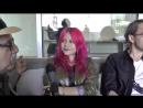 Allison Iraheta (Halo Circus) - интервью c Jon Hammond (11th annual ASCAP I Create Music , 28.04.16)