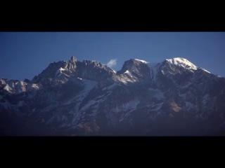 Путешествие в Гималаи. Ганеш Химал.