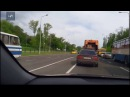 необучаемый скот везуть в Донецьк