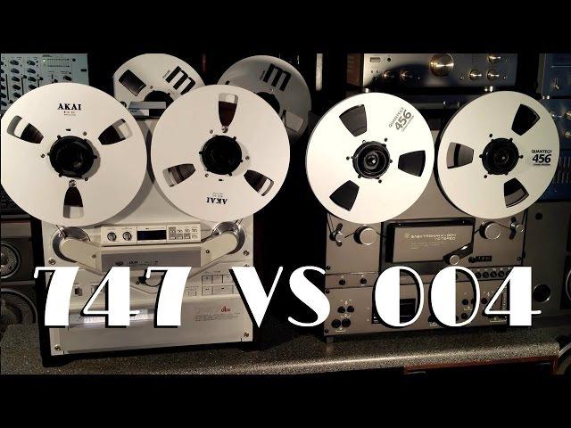 Akai GX-747 dbx VS Электроника-004